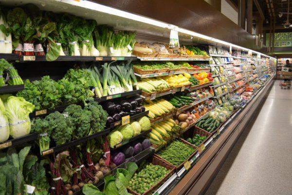 Fresh Produce Cases